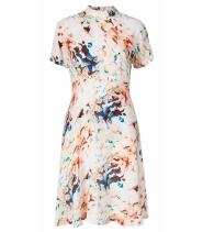 Addy kjole fra mbyM i adamira print