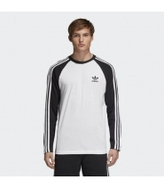 Adidas 3-Stripes LS Balck