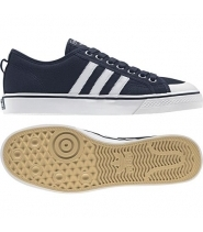 Adidas Nizza Navy/White