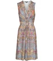 Ærmeløs kjole fra Ilse Jacobsen - Kimo02i