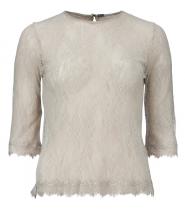 Blonde bluse fra Gustav i Sand - 21606
