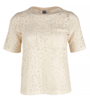 Blonde t-shirt fra Saint Tropez - N1345