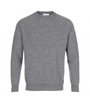 Dondup BRIDGEPORT sweater - grå