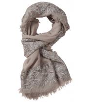 Broderet tørklæde fra Gustav - 21808