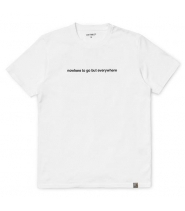 Carhartt S/S nowhere to go t-shirt