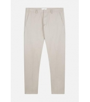 CHINO TROUSERS - BEIGE