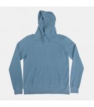 Classic Organic Hoodie - Stone Blue