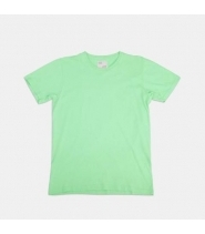 CLASSIC ORGANIC TEE - FADED MINT
