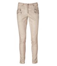 Coated 5- pocket pants - 16009