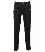 Coated jeans fra Bessie - NAJA
