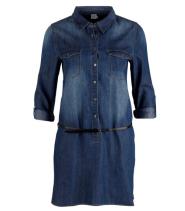 Denim kjole fra Saint Tropez - N6200-A