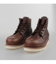 Dickies Illinois Boots Dark Brown
