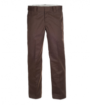 Dickies Work Pant 873 slim Chocolate