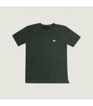 Fonda Sublime Basic patch t-shirt militærgrøn