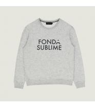 Fonda Sublime Logo Crew shirt