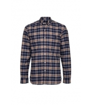 Forét Birch Checked Shirt