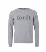 Foret sweatshirt grå/grå