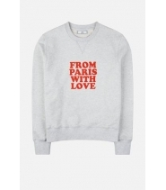 FROM PARIS WITH LOVE SWEATSHIRT