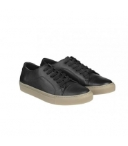 GP classic lace - sorte sneakers