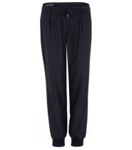 Habit bukser med elastiksmock fra S.Oliver -  11.5
