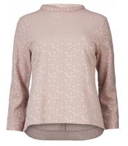 Højhalset bluse fra Gustav - 22664