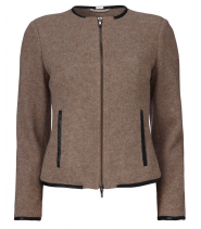 Jersey jakke fra Gustav
