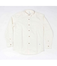 Klitmøller Collective Emil L/S Shirt Cream