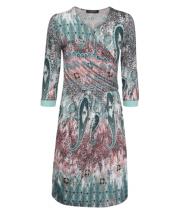 Knælang kjole fra Ilse Jacobsen - Nice100CL