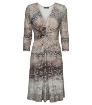 Knælang kjole fra Ilse Jacobsen - Soul10B