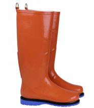 Lang gummistøvle