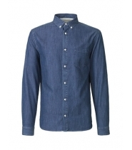 Won Hundred LESTER DENIM skjorte TOTAL ECLIPSE