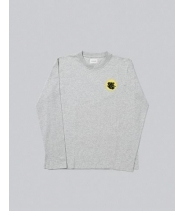 LONG SLEEVE TEE - TONSURE SMILEY