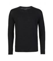 Lækker trøje LUIS - BLACK