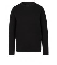 LUIS Pullover - BLACK