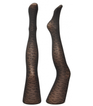 Mac leopard strømpebukser fra Sneaky Fox
