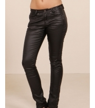 MOBY JEANS LEATHERLOOK