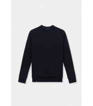 Native North French Terry Crewneck Navy