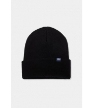 Native North Merino Beanie Black