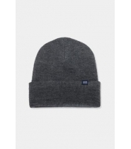 Native North Merino Beanie Grey