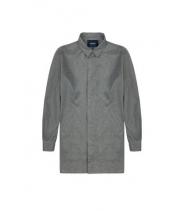 Native North trench coat - grå