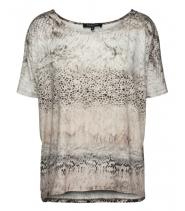 Oversize bluse fra Ilse Jacobsen - Soul68B