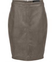 Plain skirt fra Onstage - L780