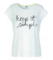 Prikke t-shirt fra Peppercorn