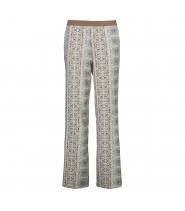 Printet bukser fra Gustav - 24037