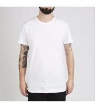 Pullover basic t-shirt hvid