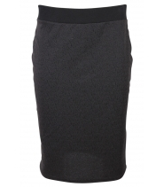SAHARA SKIRT - PEPPERCORN 4155607