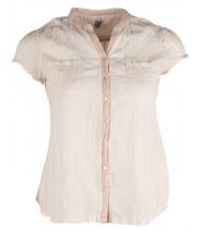 Shirt with lurex detail - M1295A