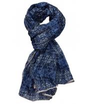 Silketørklæde med print fra Gustav - 19803