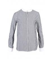 Skjorte med stribe - Stella