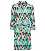 Skjortekjole fra Ilse Jacobsen - Nice06ED
